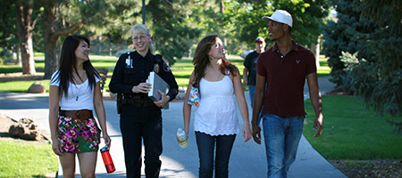 Campus Safety Walk